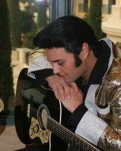 Travis Allen Elvis Officiant Ordained