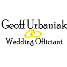 Geoff Urbaniak Weddibng Officiant