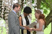 Rev Jasmine Loney Wedding Officiant