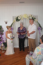 Terry Benton Justice of the PeaceWedding Officiant