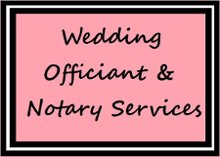 Hartsville Wedding Officiant Services