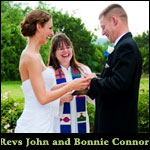Revs John and Bonnie Connor Ministers