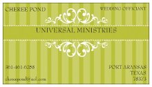 UNIVERSAL MINISTRY