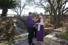 Audrie Henry Wedding Officiant