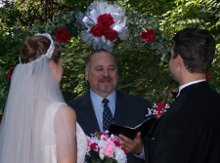 North Central Texas Wedding Officiant
