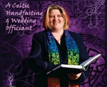 A Celtic Handfasting and Wedding Officiant