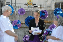 Utah Wedding Officiant Jennifer Harding
