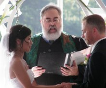 Tie the Knot with Pastor Dave Humanist Officiant