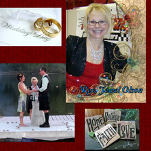 Precious Promotions LLC Jewel Olson Officiant