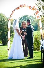 Jessica Cousineau Ordained Wedding Officiant