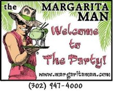 The Margarita Man of Delaware Party Rentals