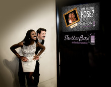 ShutterBox Entertainment Milwaukee Photo Booth Rental
