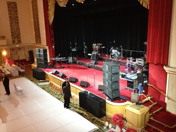 Pro Audio Visual and Staging Rentals