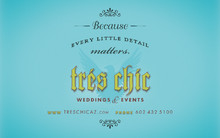 Trs Chic Weddings and Events