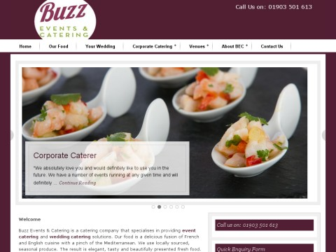 Buzz Events and Catering