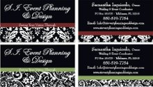 SI Event Planning and Design