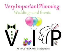 Very Important Planning Weddings and Events