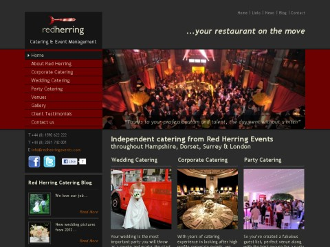 Red Herring Events Ltd