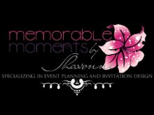 Memorable Moments by Shavonne