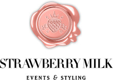Strawberry Milk Events and Styling