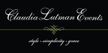 Claudia Lutman Events