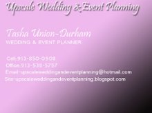 Upscale Wedding and Event Planning