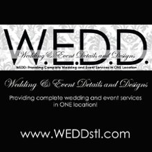 WEDD Wedding and Event Designs and Details