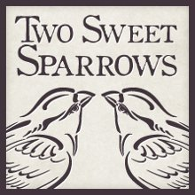 Two Sweet Sparrows