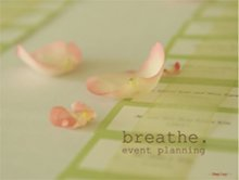 breathe event planning