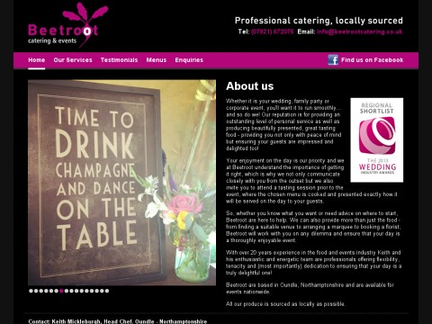 Beetroot Catering and Events