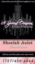A Special Occasion Event Planning