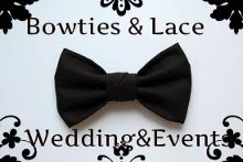 Bowties and Lace Wedding Event Planning
