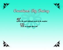 Creations By Daizy