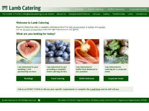 Lamb Catering Ltd