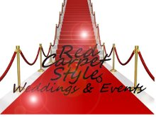 Red Carpet Style Weddings and Events