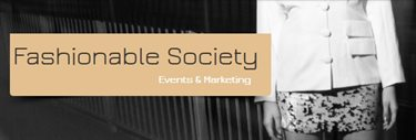 Fashionable Society Events