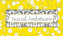 Social Ambitions Events and Weddings