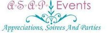 ASAP EventsAppreciations Soirees And Parties