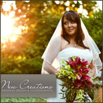 New Creations Wedding Design and Coordination