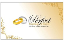 Perfect Weddings and Events