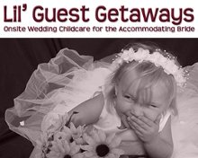 Lil Guest Getaways Onsite Wedding Childcare