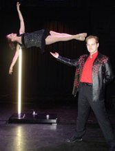 Illusionist David Garrity