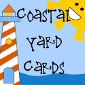 Coastal Yard Cards