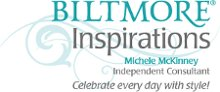 Biltmore Inspirations Independent Consultant Michele McKinney