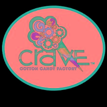 CRAVE Cotton Candy Factory