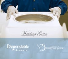 Dependable Cleaners gown care