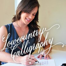 Lowcountry Calligraphy