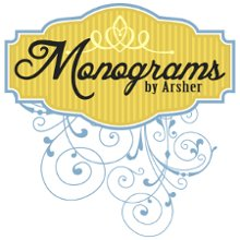 Monograms by Arsher