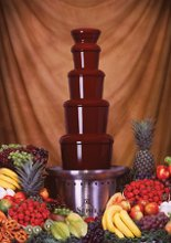 Intermountain Chocolate Fountain