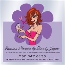 Passion Parties by Dondy Jayne